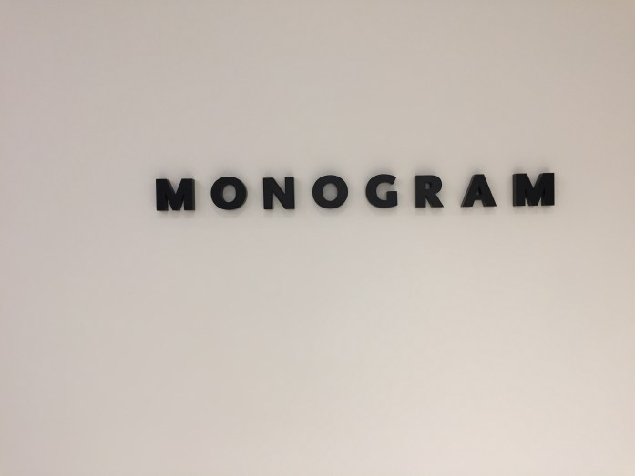 Monogram Coffee Downtown.