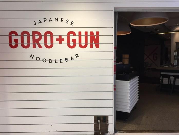 Goro + Gun (Goro and Gun)
