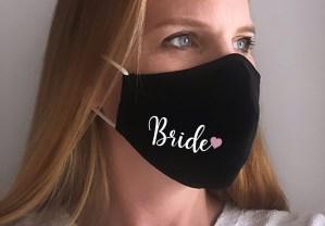Bride mask
