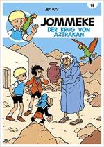 Jommeke - Der Krug von Aztrakan