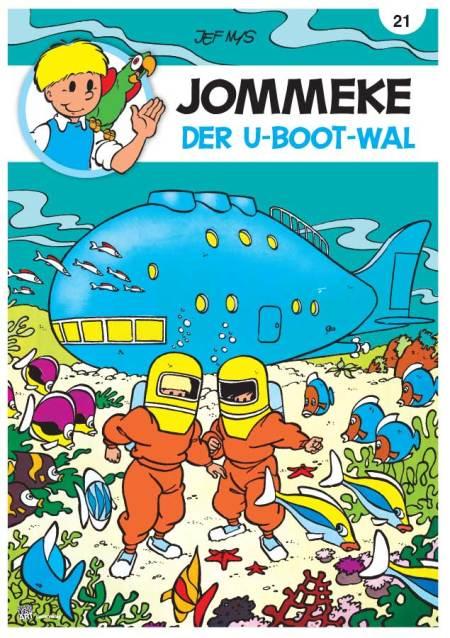 Jommeke-der-u-boot-wal