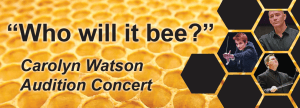 Carolyn Watson Audition Concert