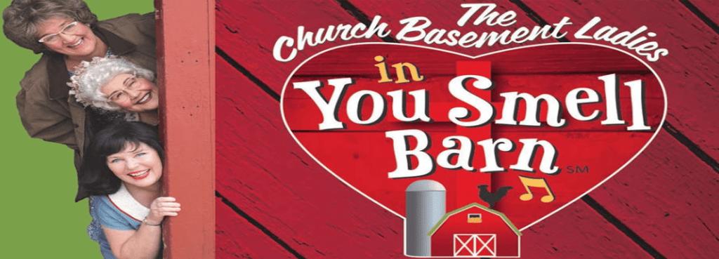 PAA | CBL: You Smell Barn
