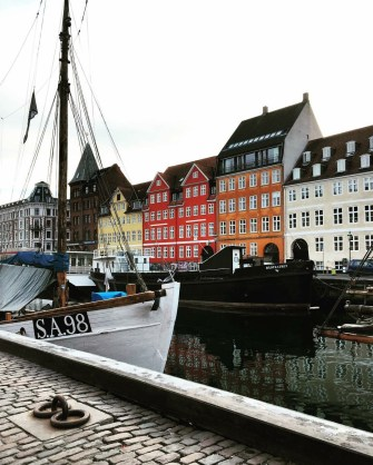 The beauty of Nyhavn