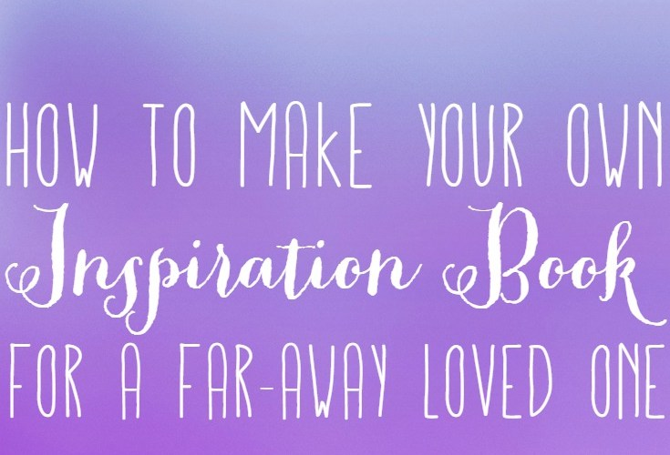 How to Make an Inspiration Book