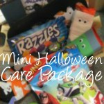 Mini Halloween College Care Package