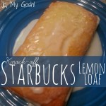 Knock-off Starbucks Lemon Loaf