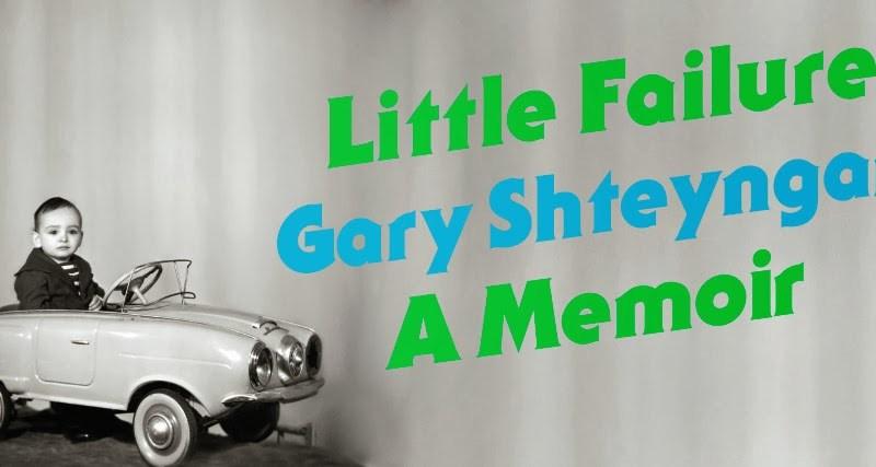 Sponsor: Little Failure by Gary Shteyngart