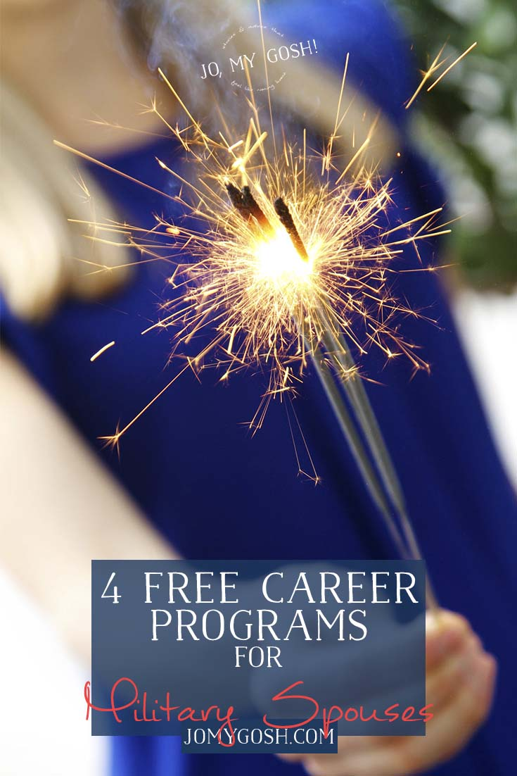 Career resources for military spouses, milspouses, free