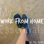 My Work from Home Essentials #MC #sponsored #skyscape