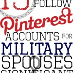 19 Must-Follow Pinterest Accounts for Military Spouses and Significant Others