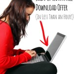 Create a Newsletter Sign Up with a Free Download Offer (in Less Than an Hour!)