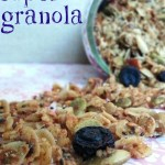 Blueberry Super Granola