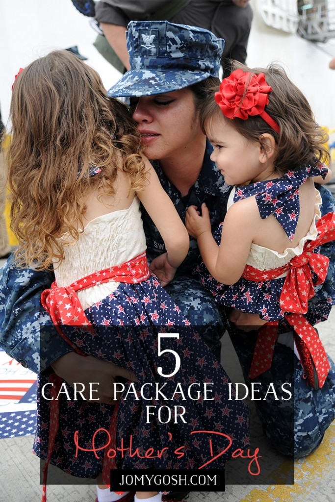 Care packages to send for Mother's Day.