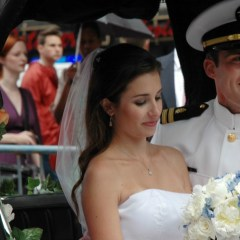 Advice from milspouses for new military brides-- wedding planning, dealing with the military, etc.