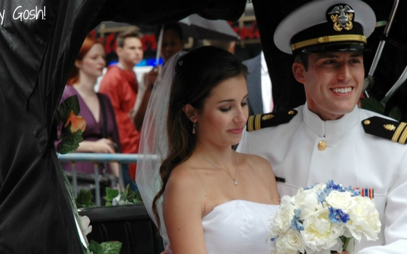 16 Milspouses Offer Advice for Military Brides