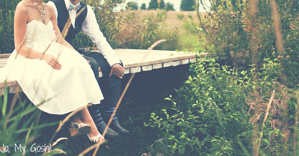 Pros and cons about eloping in the military lifestyle from a bride who did it!