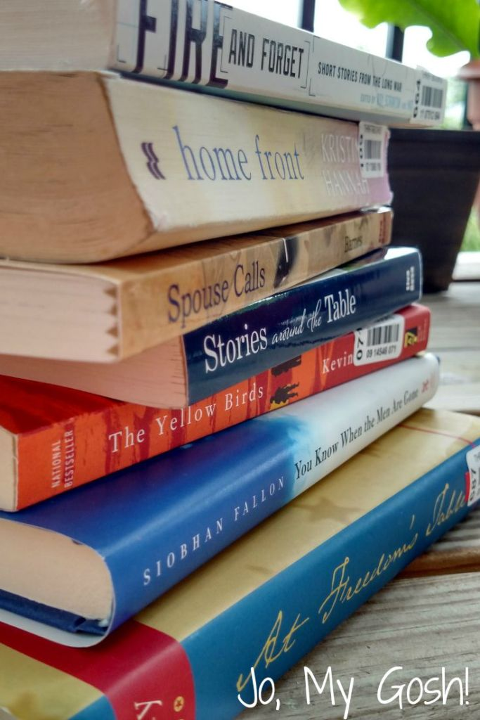 Need to add these books to my list! milspouse, milso