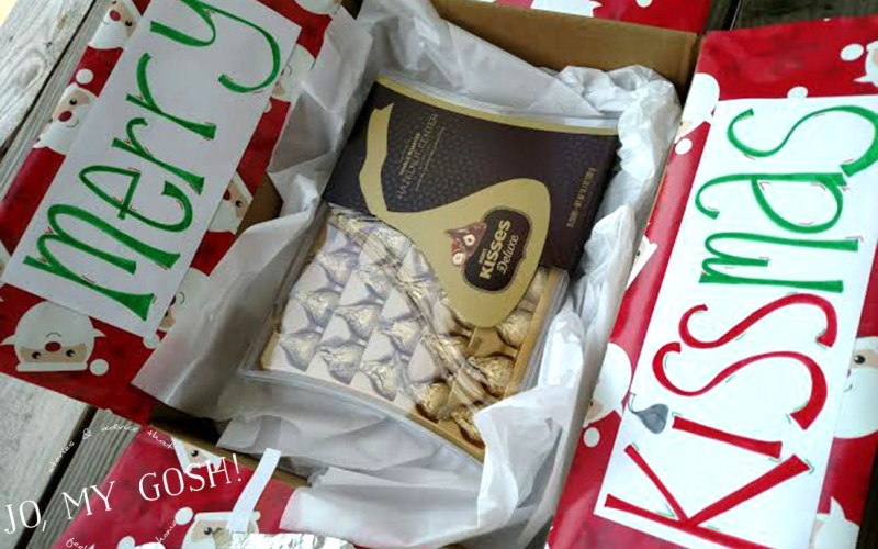 Merry Kissmas Care Package