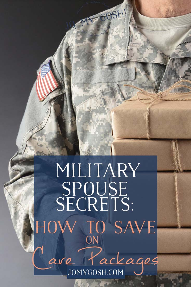 Great tips and ideas for saving money on sending and making care packages. Love this!