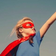Care package ideas for super hero themes, comics, batman, super man, etc.