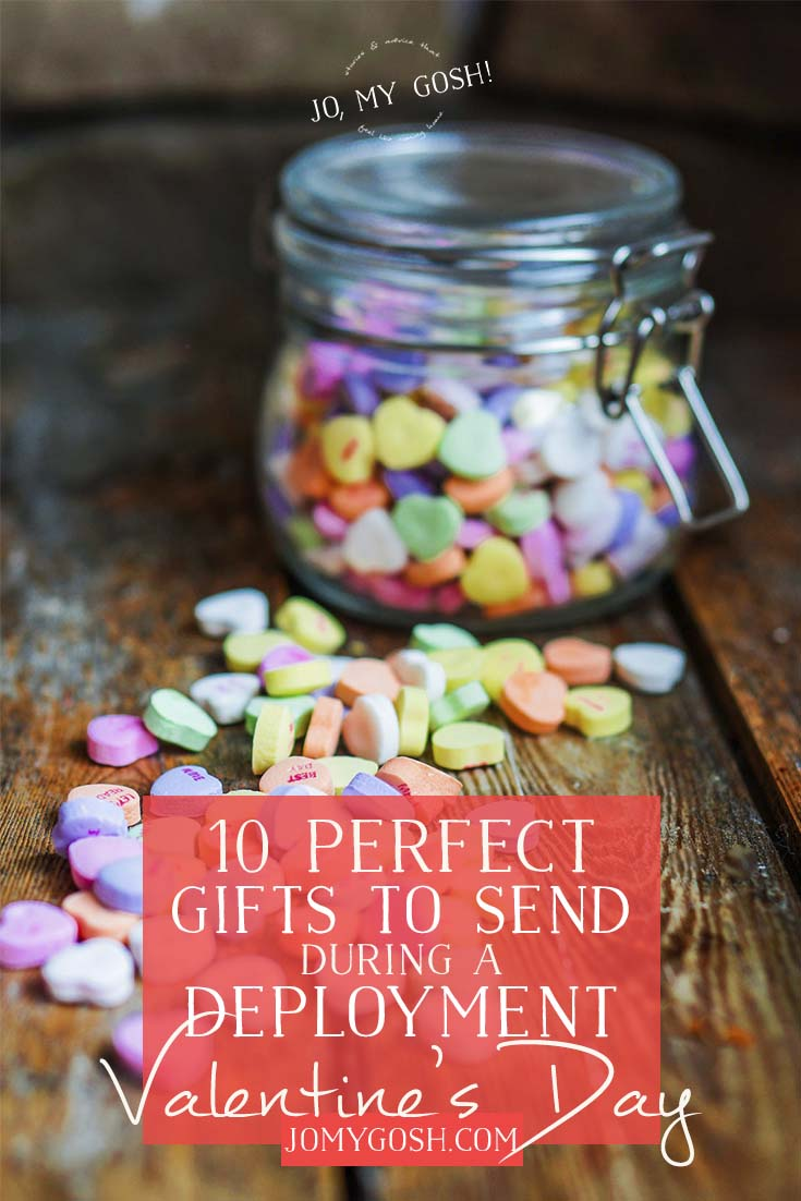 10 Perfect Gifts To Send During A Deployment Valentine S Day