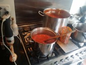 Batch 2 being made with additional passata.