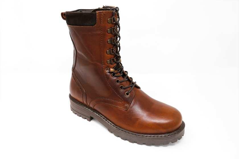 long tan boots for men