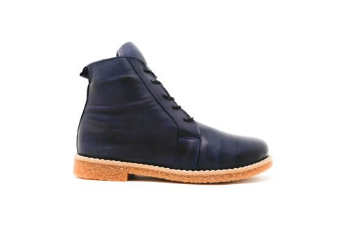 navy fall boots for women with rubber sole