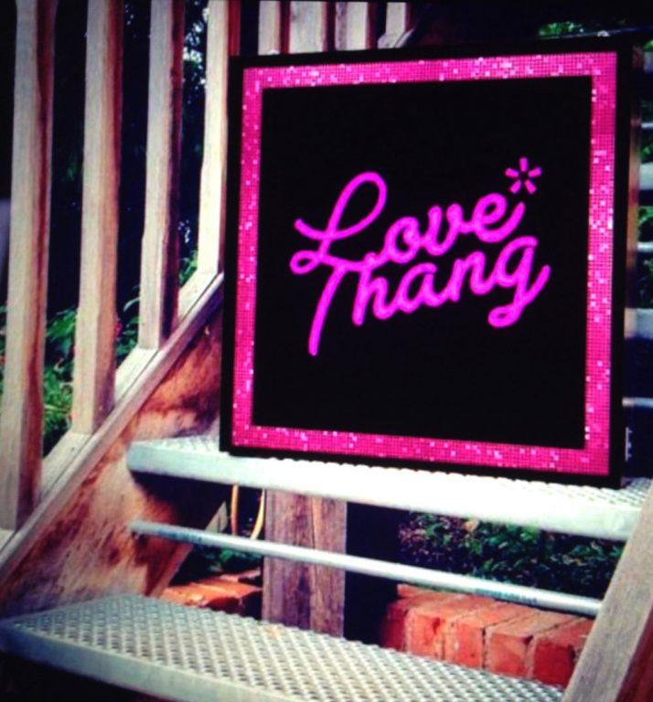 lightbox-love-thang - custom wood framed light box