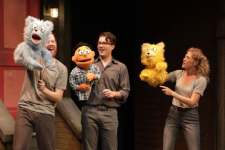 Bad Idea Bear - Avenue Q