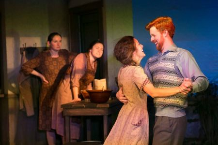 Gerry Evans - Dancing at Lughnasa