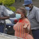 [Photos] Zimbabwe Woman Caught Raping A 13 Year Old Boy