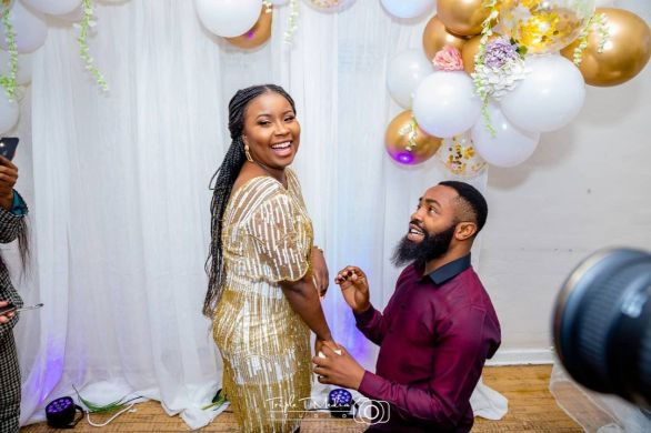 Pre-wedding Pictures Of Comedian Woli Arole