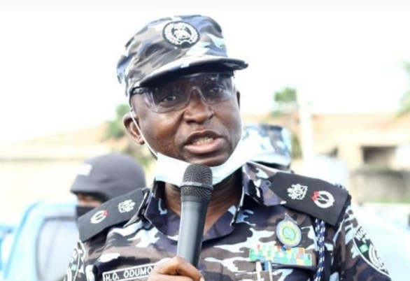 Police Commissioner: In Lagos, IPOB and Oodua threats is under Investigation