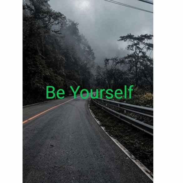 Being Yourself Or Faking It. Which One Is Better