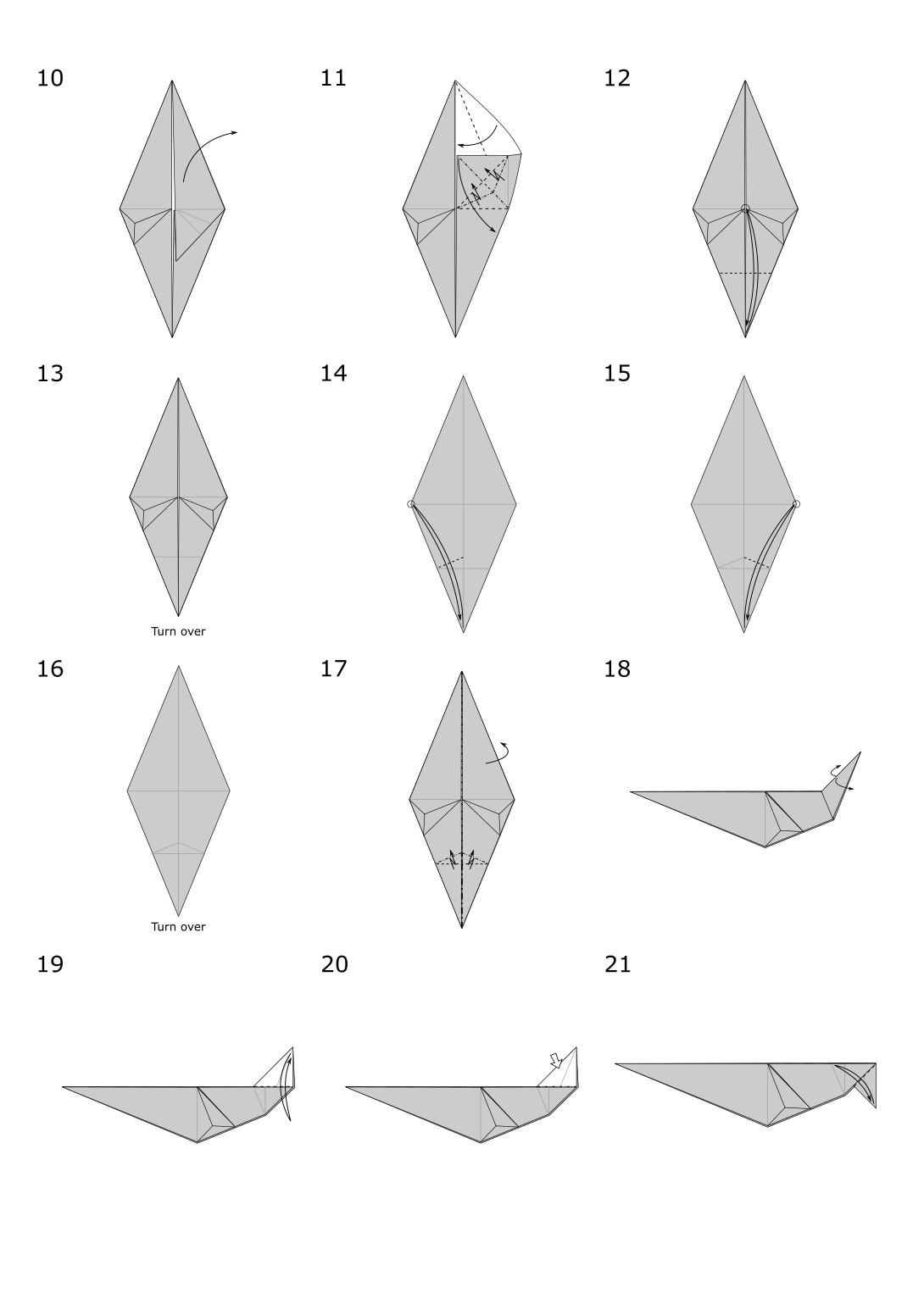 Miraculous Origami Whale Jo Nakashima Wiring Digital Resources Inamapmognl