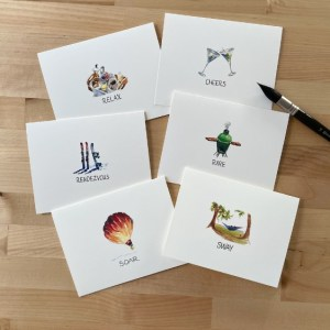 Friendship Greeting Card Pack