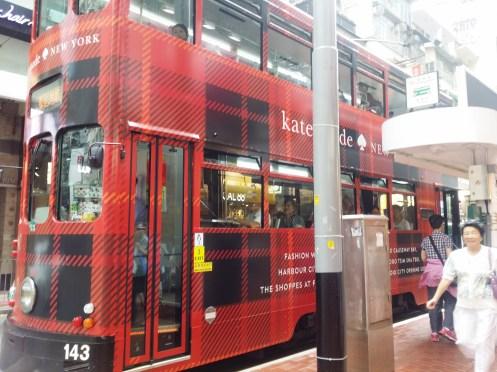 Tram. A branded tram?
