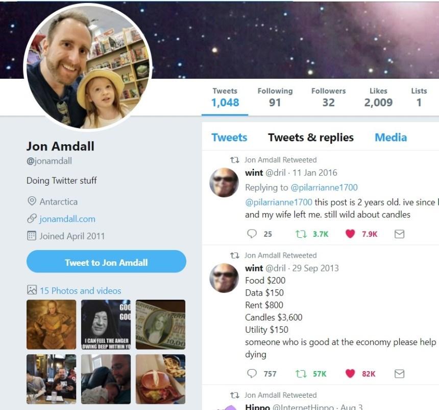 jonamdall Twitter