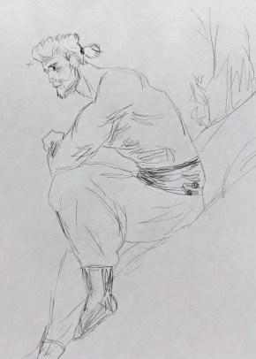 Sabin from Final Fantasy