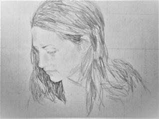 Amdall - serena drawing
