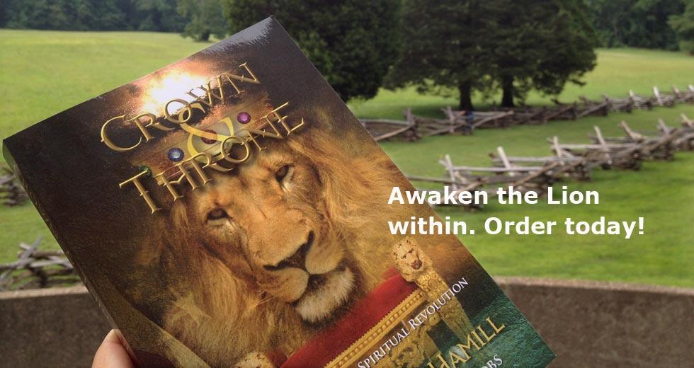 Crown & Throne: Awaken the Lion Within!