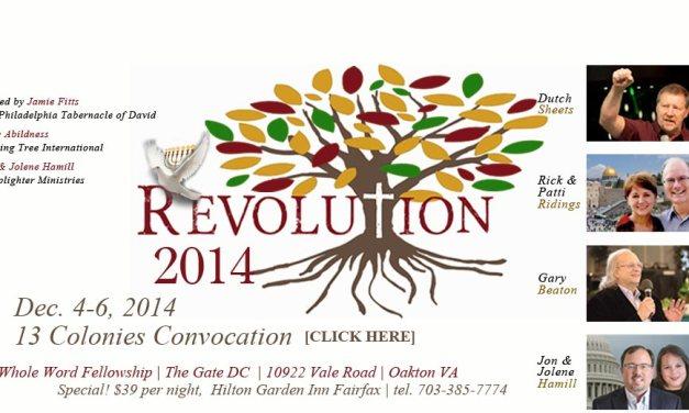 Revolution 2014—Registration is Open!
