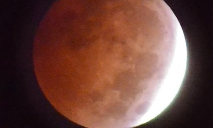 DC Photos—Blood Moon Ushers in Tabernacles