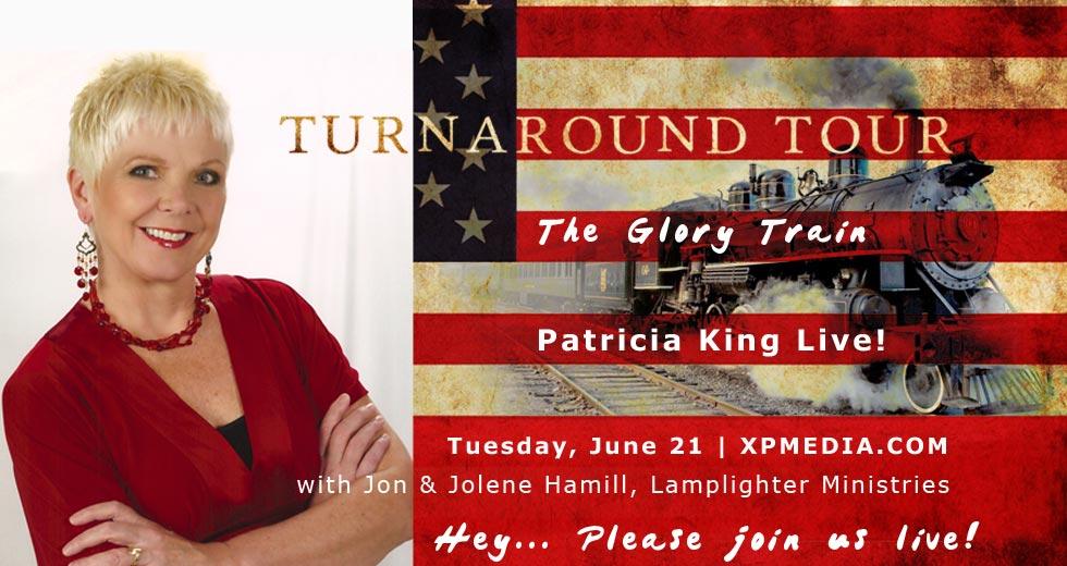 Patricia-King-LP-Glory-Train