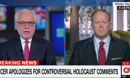 Sean Spicer, the Holocaust, and You
