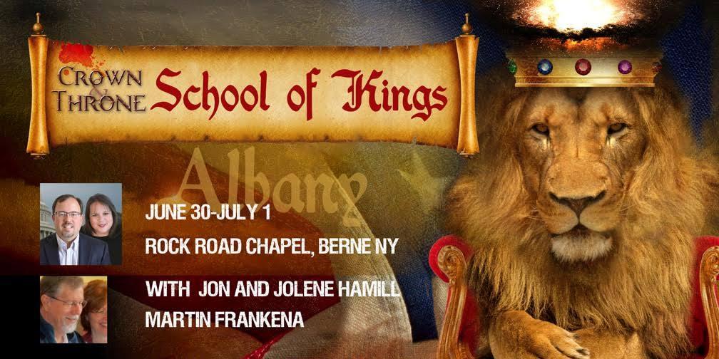 Next Weekend—Albany School of Kings!
