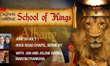 Next Weekend—Albany School of Kings!