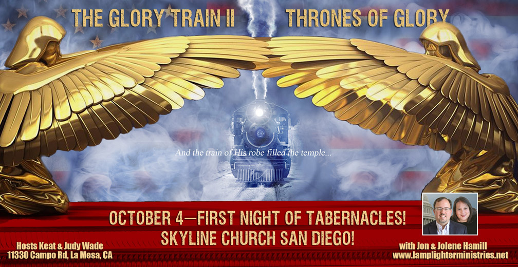 Yom Kippur 2017 Begins! Glory Train! Three Extraordinary Signs God is Up to Something